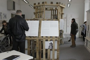 photo of the project exhbition