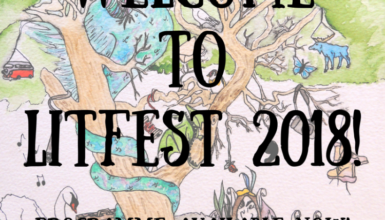 Welcome toLitfest 2018!